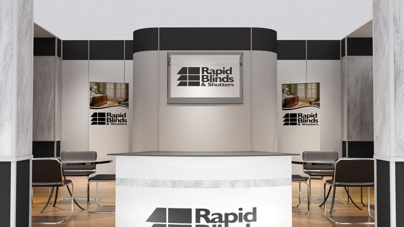 Rapid Blinds and Shutters