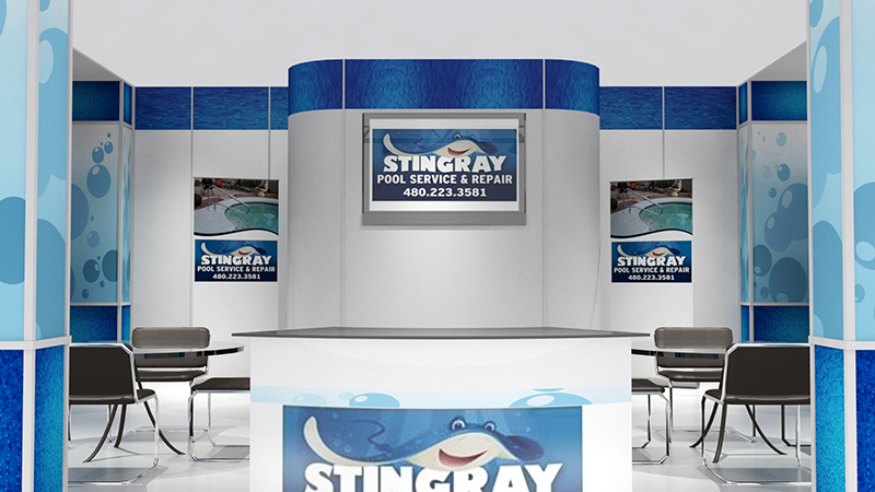 Stingray Pool Service & Repair
